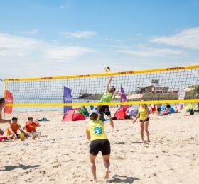 Moofpeople hoofdsponsor van Summer BeachVolleyball